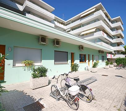 Apartmány RES. VALBELLA, levné ubytování Bibione, Itálie
