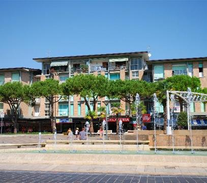 Apartmány COND. CA' BRIONI, levné ubytování Bibione, Itálie