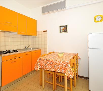 Apartmány VILLA GRAZIA, levné ubytování Bibione, Itálie
