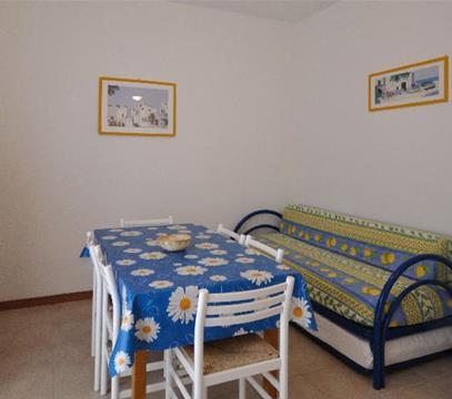 Apartmány VILLA ALBA, levné ubytování Bibione, Itálie