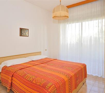 Apartmány COND. ISOLA CLARA, levné ubytování Bibione, Itálie