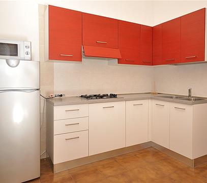 Apartmány COND. ATOLLO, levné ubytování Bibione, Itálie