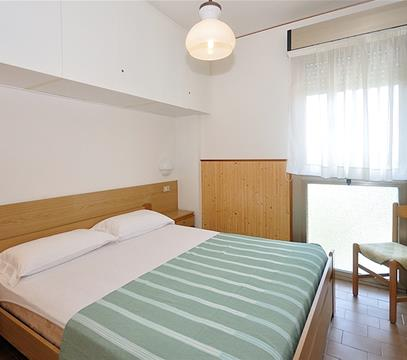 Apartmány COND. TRE TORRI, levné ubytování Bibione, Itálie