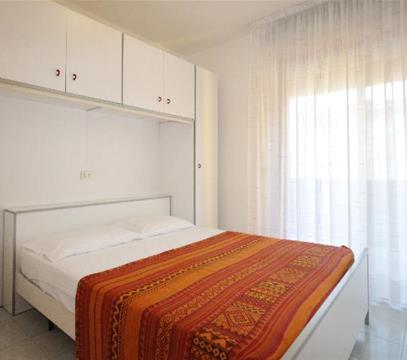 Apartmány COND. ALASKA N-N, levné ubytování Bibione, Itálie