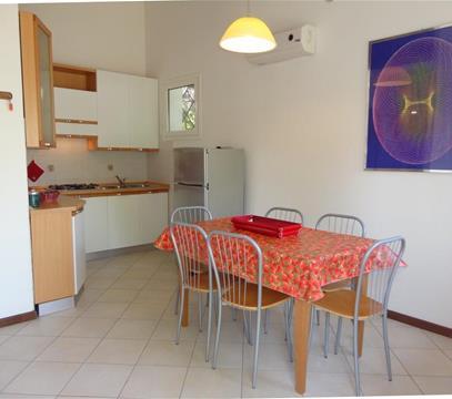 Apartmány Swizzero, levné ubytování Porto S. Margherita, Itálie
