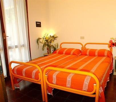 Apartmány Carpinelle, levné ubytování Lignano, Itálie