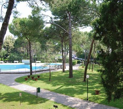 Apartmány Meridiana, levné ubytování Lignano, Itálie