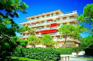 Apartmány Palme, levné ubytování Lignano, Itálie