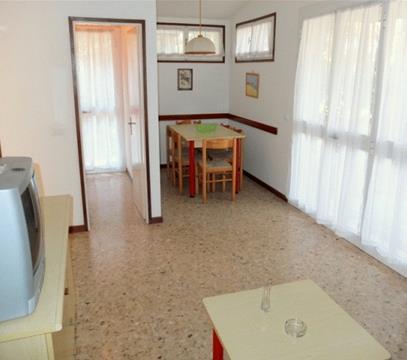 Apartmány Sissi, levné ubytování Lignano, Itálie