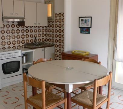 Apartmány Gabbiano 2, levné ubytování Duna Verde, Itálie