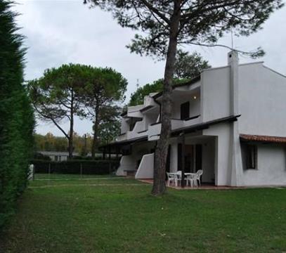 Apartmány Villagio Pineta, levné ubytování Duna Verde, Itálie