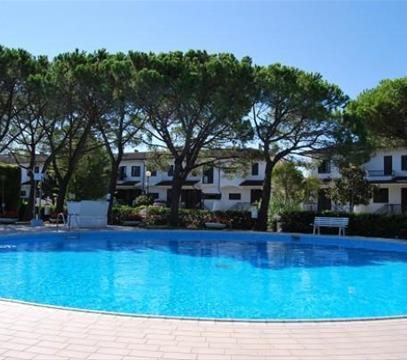 Apartmány Villagio Elite, levné ubytování Duna Verde, Itálie