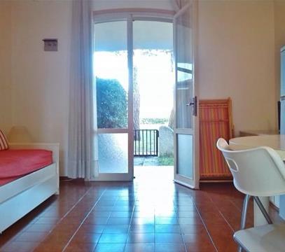 Apartmány Riviera Veneta, levné ubytování Duna Verde, Itálie
