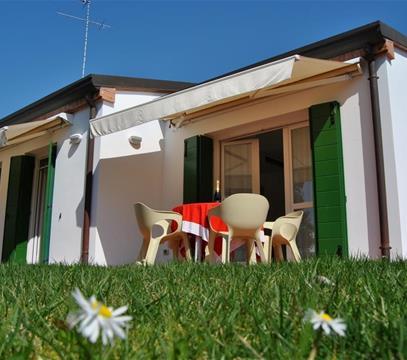 Apartmány Residence Tamerici, levné ubytování Cavallino, Itálie