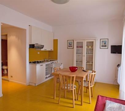 Apartmány Residence Selenis, levné ubytování Caorle, Itálie