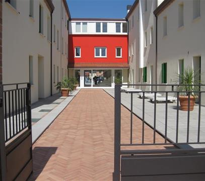 Apartmány Residence Maestrale, levné ubytování Caorle, Itálie