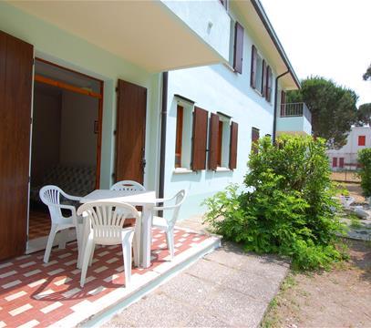 Apartmány ADRIANA , levné ubytování Rosolina Mare, Itálie