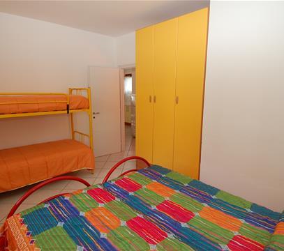 Apartmány AZALEA, levné ubytování Rosolina Mare, Itálie