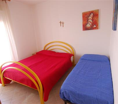 Apartmány CHIARA TRILO, levné ubytování Rosolina Mare, Itálie