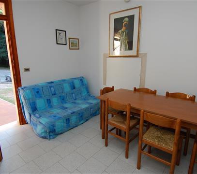 Apartmány GERMANA TRILO 6, levné ubytování Rosolina Mare, Itálie