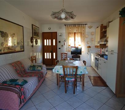 Apartmány KETTY, levné ubytování Rosolina Mare, Itálie