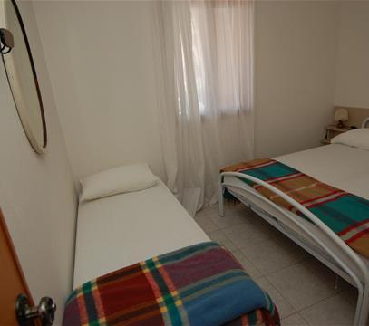 Apartmány PATIO, levné ubytování Rosolina Mare, Itálie