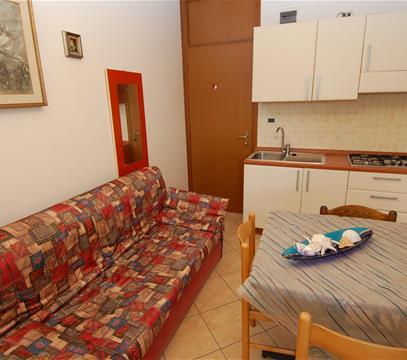 Apartmány ZEFRIDO BILO , levné ubytování Rosolina Mare, Itálie