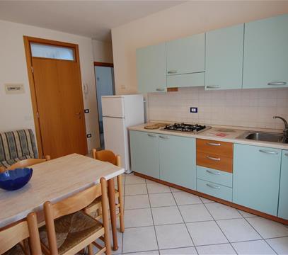 Apartmány CHIARA TRILO 4+1 (167), levné ubytování Rosolina Mare, Itálie