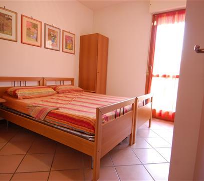 Apartmány MEF, levné ubytování Rosolina Mare, Itálie