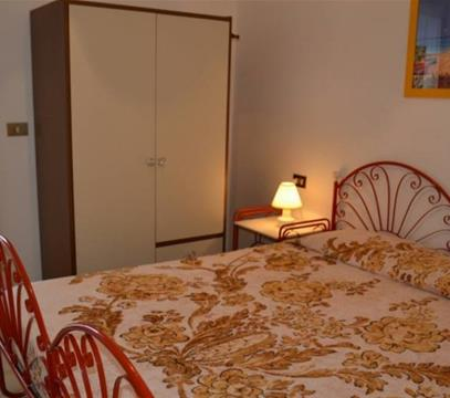 Apartmány AP. COBITA E PEROSA, levné ubytování Bibione, Itálie