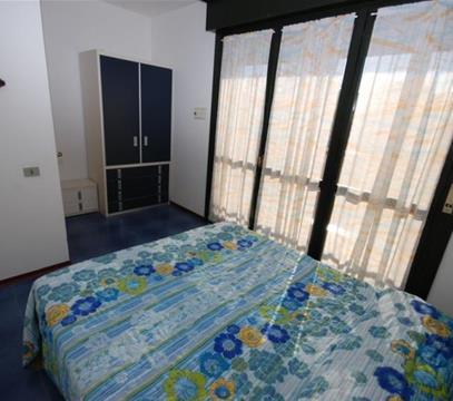 Apartmány La Meridiana, levné ubytování Lignano, Itálie