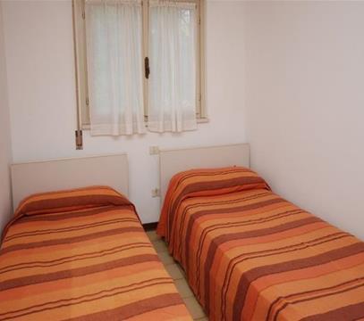 Apartmány Tre Pini, levné ubytování Lignano, Itálie