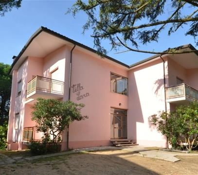 Apartmány Lara, levné ubytování Lignano, Itálie
