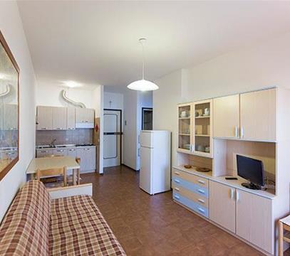Apartmány AURORA, levné ubytování Porto S. Margherita, Itálie