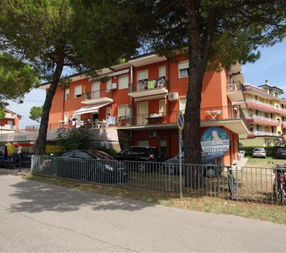 Apartmány Casa Prati, levné ubytování Eraclea Mare, Itálie
