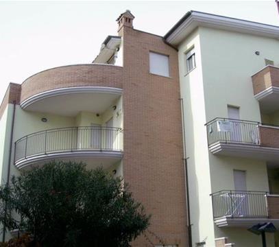 Apartmány Brenta 01, levné ubytování Alba Adriatica, Itálie