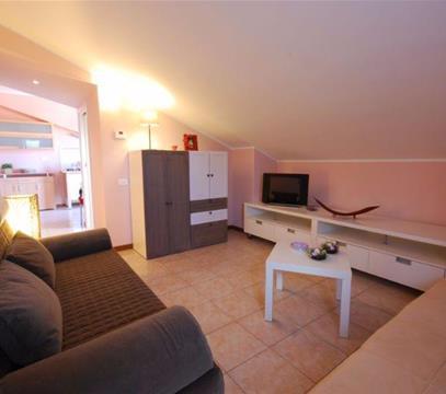 Apartmány Etruria 09, levné ubytování Alba Adriatica, Itálie
