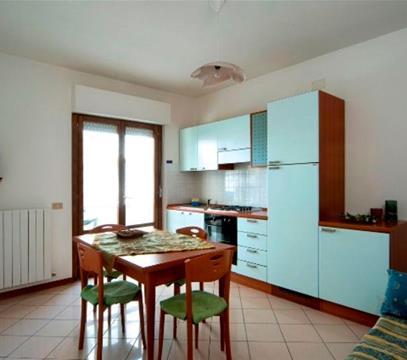 Apartmány Pompeo 18, levné ubytování Alba Adriatica, Itálie