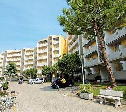 Apartmány BORA, levné ubytování Porto S. Margherita, Itálie
