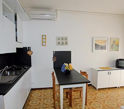 Apartmány CHIMERE 1-2, levné ubytování Porto S. Margherita, Itálie