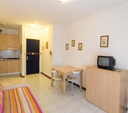 Apartmány CUTTER, levné ubytování Porto S. Margherita, Itálie