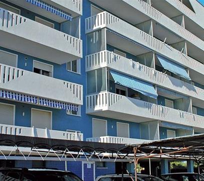 Apartmány MARCO POLO, levné ubytování Porto S. Margherita, Itálie