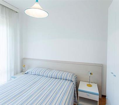 Apartmány NICESOLO, levné ubytování Porto S. Margherita, Itálie