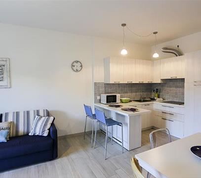 Apartmány GARDEN, levné ubytování Porto S. Margherita, Itálie