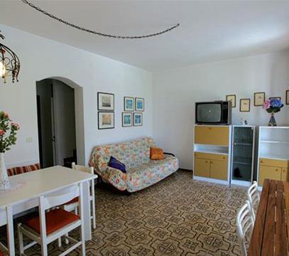 Apartmány PRATO VERDE, levné ubytování Porto S. Margherita, Itálie