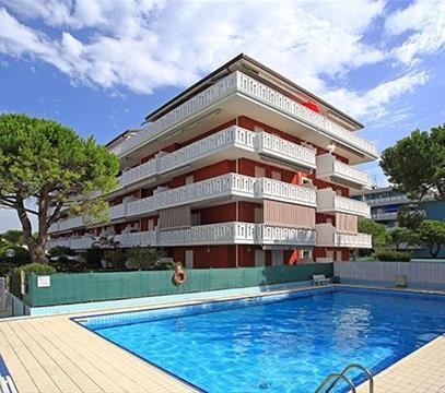 Apartmány RIELLO, levné ubytování Porto S. Margherita, Itálie