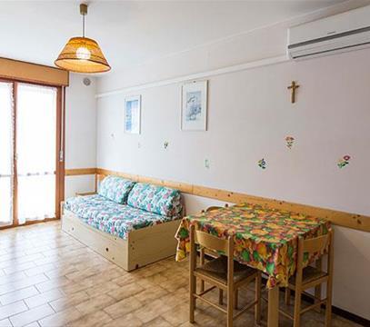 Apartmány SOLE D´ORO, levné ubytování Porto S. Margherita, Itálie