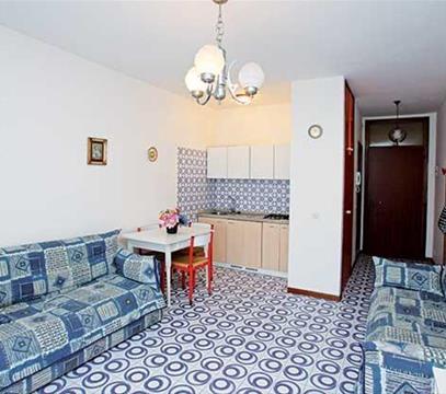 Apartmány ALVORADA, levné ubytování Porto S. Margherita, Itálie